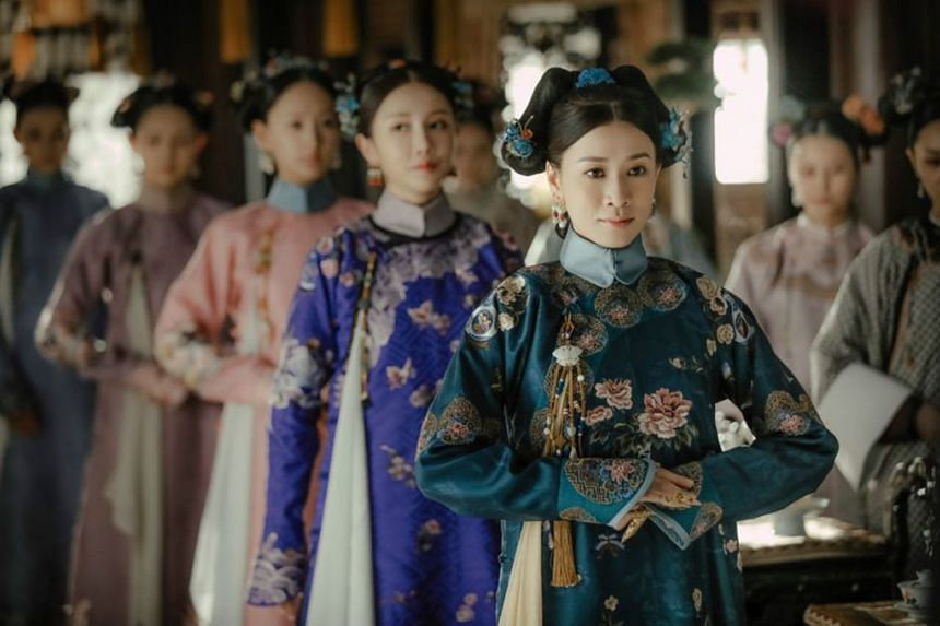 Ever since Yanxi Palace debuted in China in July 2018, viewers have been wowed by its elegant outfits and refined accessories, which boast meticulous detail.