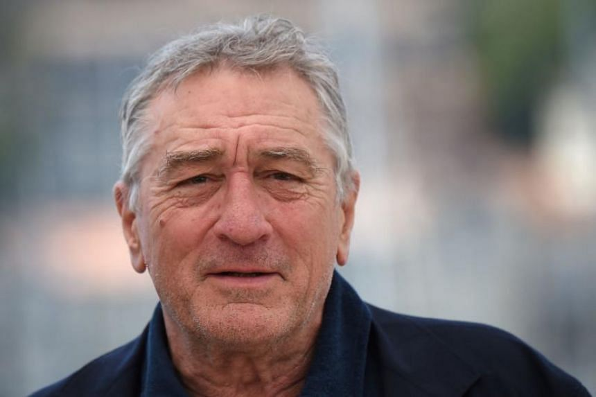 Police were alerted to the package by an employee of TriBeCa Productions, a television and film production company co-founded by Robert De Niro.