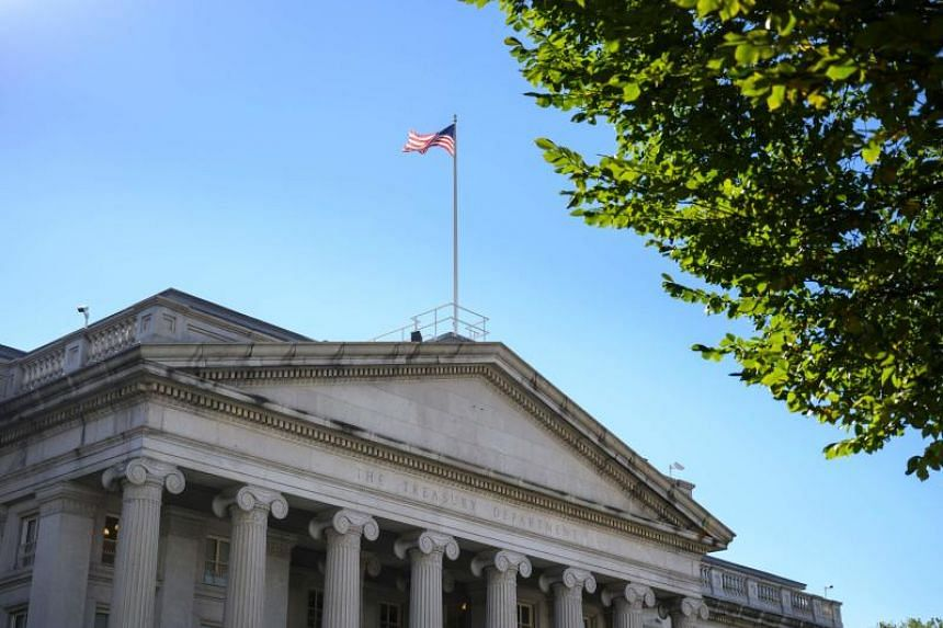 The US Treasury Department said it has imposed sanctions on two Singapore-based entities and one individual accused of money laundering through the US financial system to evade sanctions against North Korea.