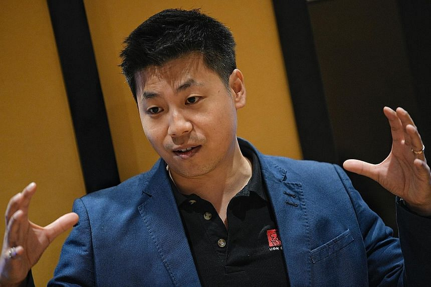 """Lion City Rental's new general manager Pascal Ly said the management of the firm is now able to """"independently"""" decide on its own business strategies, although it remains a subsidiary of Uber."""