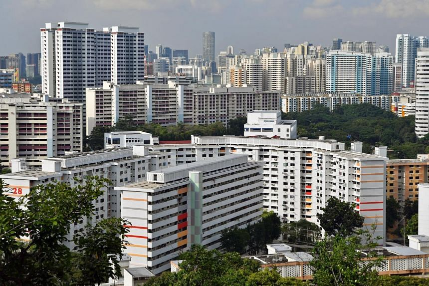 There were 7,063 resale flat transactions in the third quarter, up from 5,941 in the second quarter.
