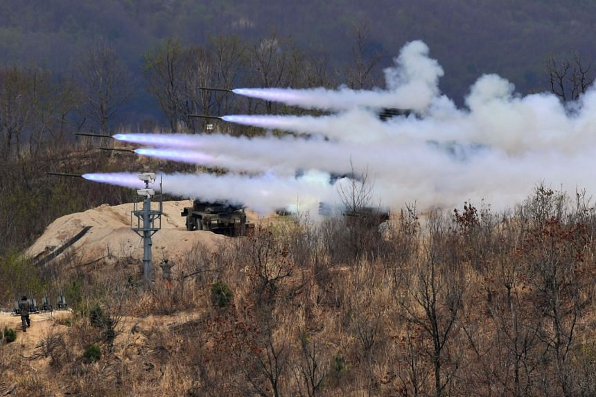 South Korea decided to carry out the Taeguk and Hoguk drills to maintain defence readiness and boost jointness within the military, said its Joint Chiefs of Staff (JCS).