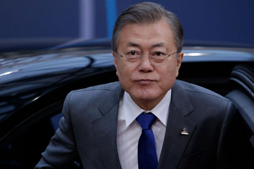 "In his inaugural speech, South Korean President Moon Jae-in vowed to ensure ""equal opportunities, impartial processes and righteous outcomes"" for all people."