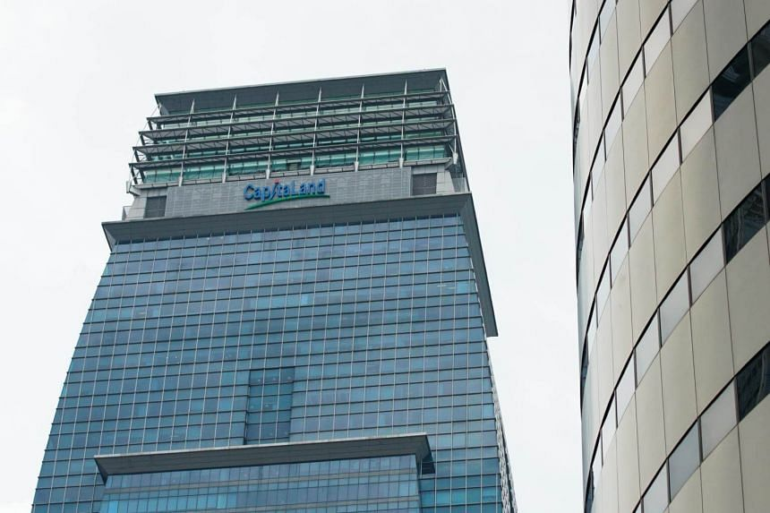 CapitaLand Commercial Trust's net property income jumped 37.3 per cent to $80.4 million.