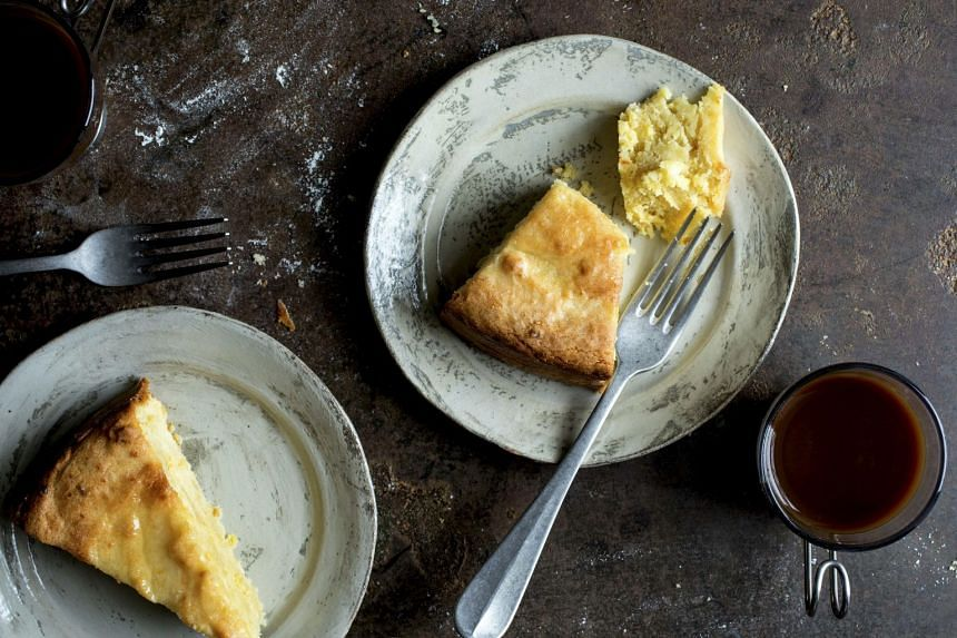 A whole lemon cake. This recipe, using the whole fruit, is full of deep citrus flavor and may just be worth baking right away.
