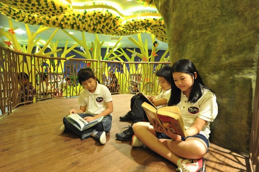 My Tree House, the world's first green library, celebrates its fifth anniversary this year!