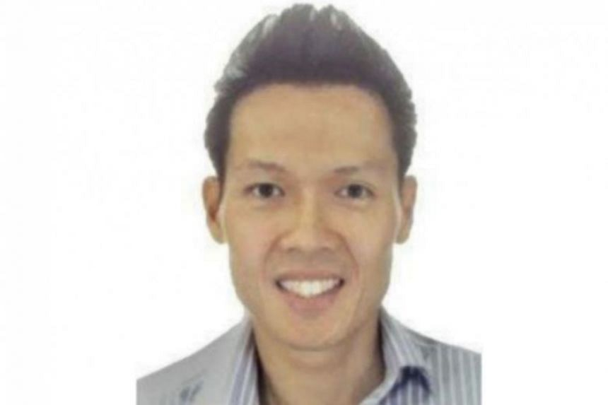 The Justice Department also unsealed criminal charges against the person targeted by sanctions, Tan Wee Beng (above).