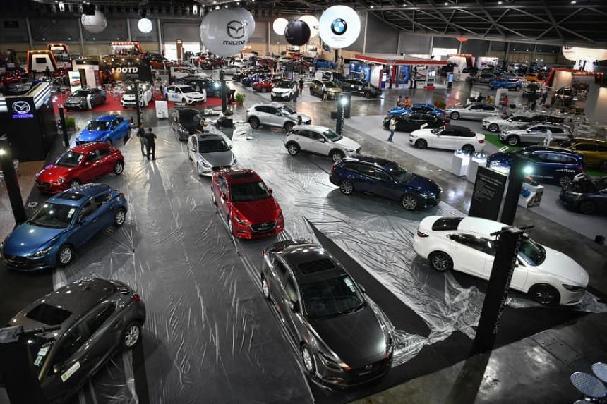 Cars@Expo will be held on Oct 27 and Oct 28 between 10am and 8pm.