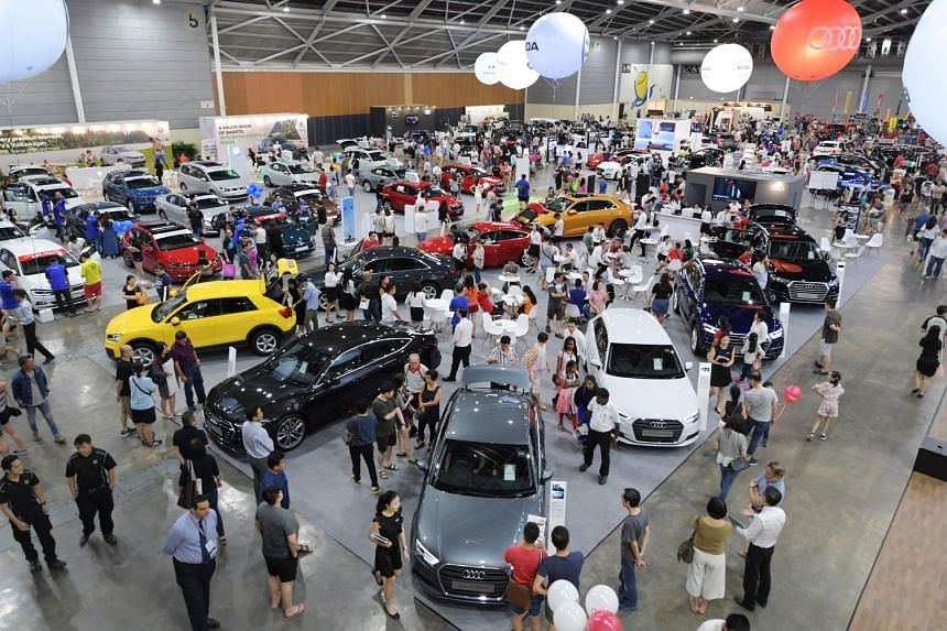 More than 40 companies, including over 20 car distributors and 10 used car exhibitors, are displaying their products across 20,000 sq m of exhibition space.
