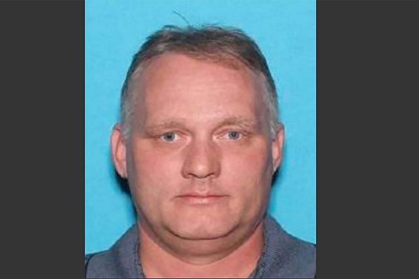Gab.com said in a post that after learning of the attack, it had matched the name of the alleged shooter - Robert Bowers (above) - to one of its account holders.