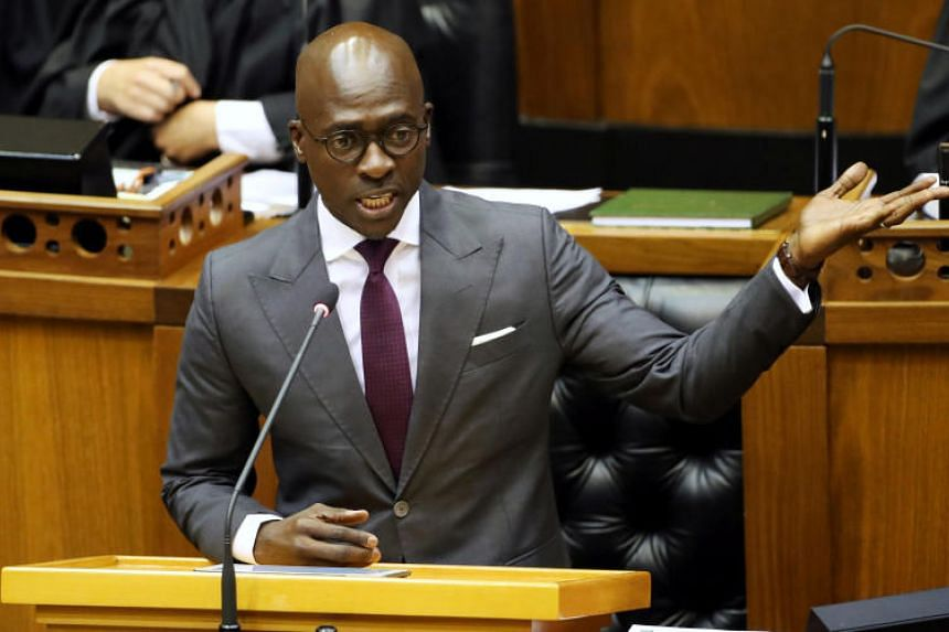 Mr Malusi Gigaba said the video was stolen when his phone was hacked in 2016/17, and had been used in blackmail and extortion attempts when he was finance minister then.