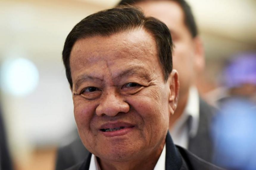 Pheu Thai Party acting head Viroj Pao-in has been picked to lead the opposition party ahead of the expected general election in 2019.