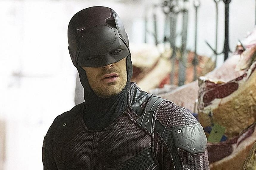 Daredevil will likely be the last Marvel series on Netflix.