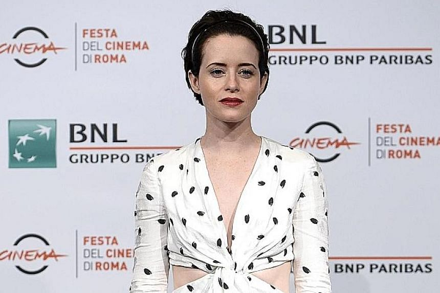 Claire Foy plays goth hacker Lisbeth Salander in The Girl In The Spider's Web.