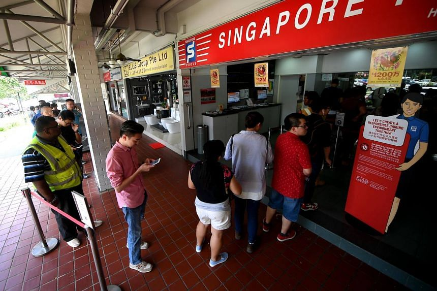 After the move, Singapore Pools will become the sole legal operator for lottery and sports betting in Singapore.
