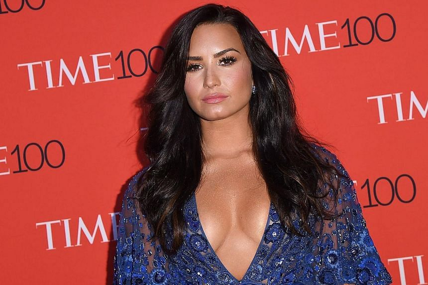 After singer Demi Lovato was hospitalised, she posted online that she needed time to focus on her sobriety and road to recovery.