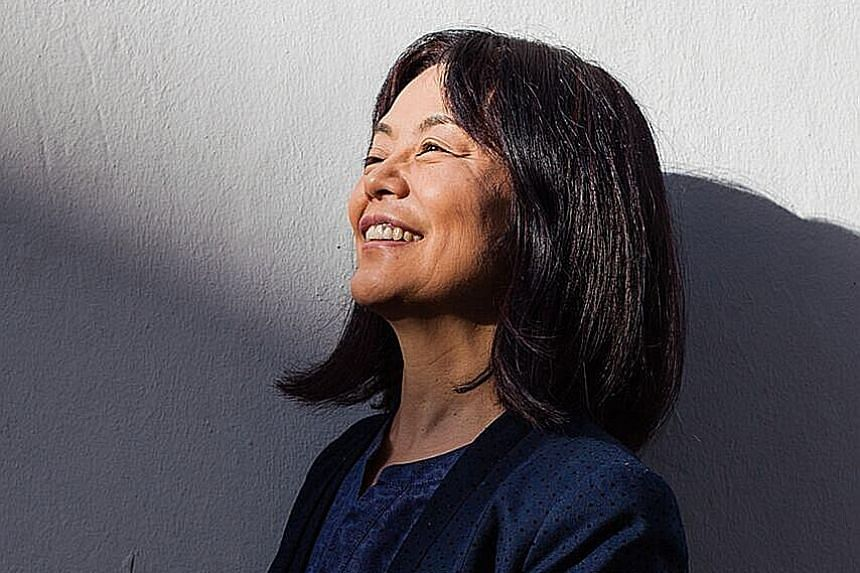 Yoko Tawada, whose works probe the boundaries of reality and language, was born in Japan, but has lived most of her adult life in Germany.