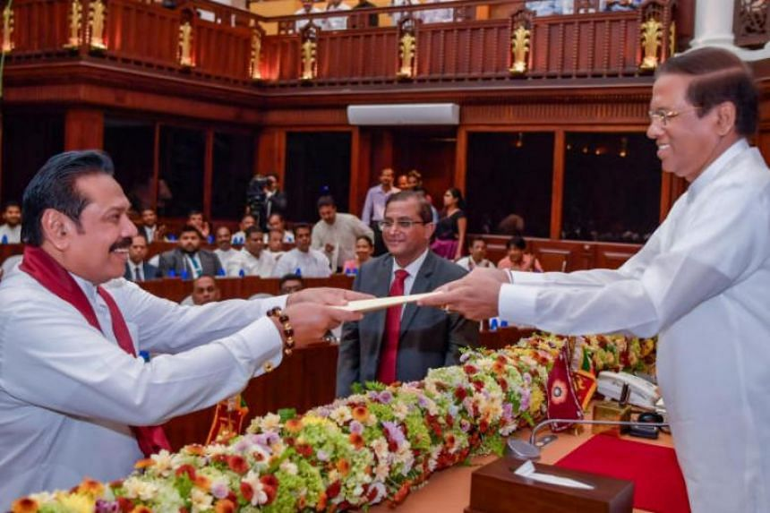 Image result for srilanka's political problem