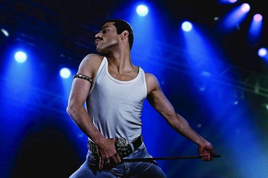 In this inaugural Let's Talk Movies podcast, we review the movie Bohemian Rhapsody featuring Rami Malek at the premiere in Singapore.