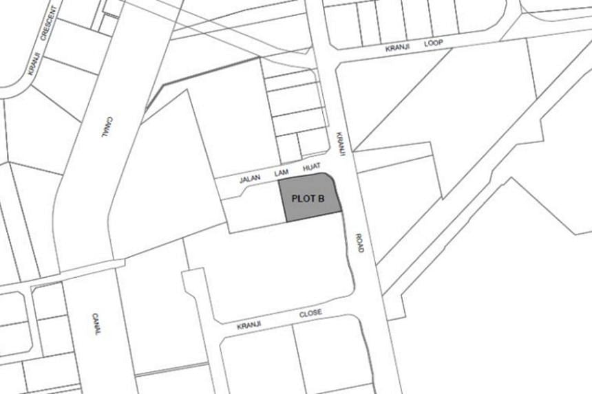 The Jalan Lam Huat (Plot B) site was previously launched under the Confirmed List for the Industrial Government Land Sales in the second half of 2017. One bid came in, but it was not accepted as the price offered was too low.