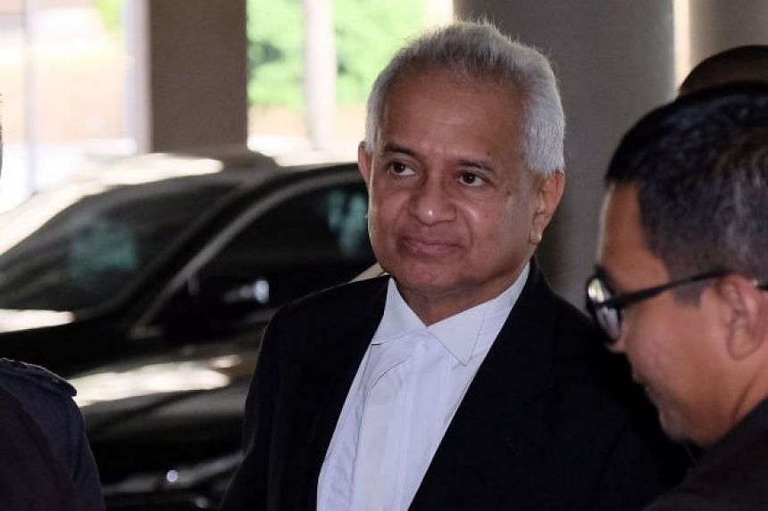 Attorney-general Tommy Thomas said Malaysia was obliged to pay US$5.78 billion (S$8 billion) to IPIC and the bond trustee over five years under a 2017 consent award granted to the Abu Dhabi fund.