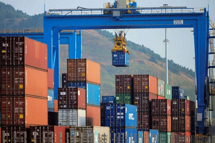 A series of tit-for-tat measures from the trade war between the US and China has resulted in a series of tariffs, which analysts expect to put a drag on global economic growth.