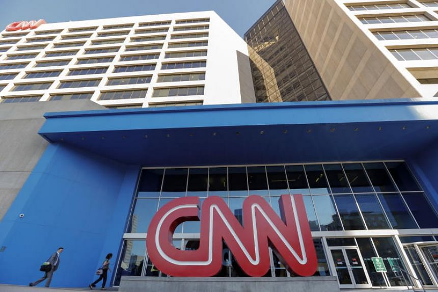 According to media reports, a suspicious package addressed to CNN in Atlanta was intercepted at an Atlanta post office.