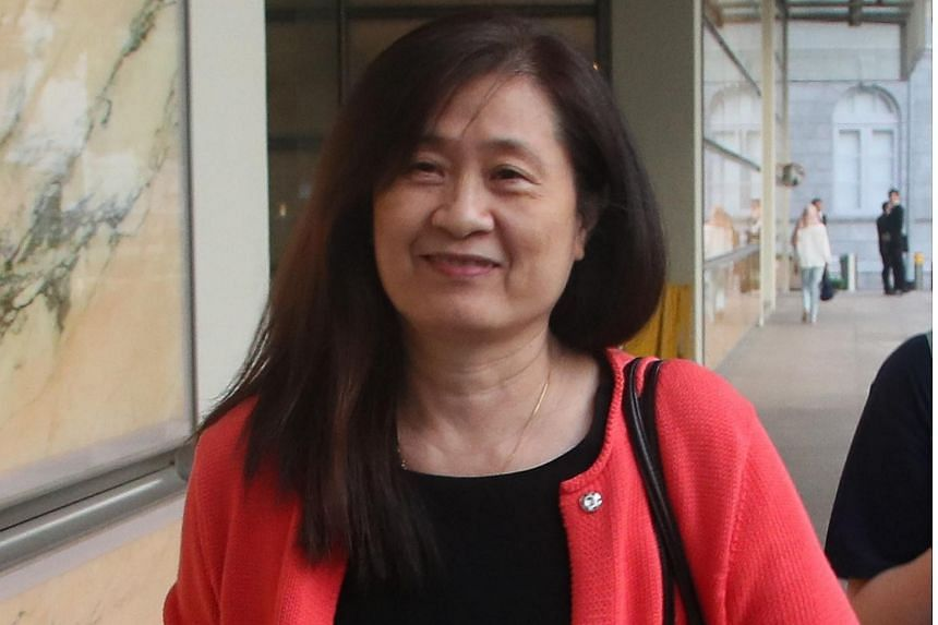 """Ms How Weng Fan, who was Aljunied-Hougang Town Council's deputy secretary, also said she felt """"played out"""" by former-WP chief Low Thia Khiang for appointing Ms Sylvia Lim as the chairman in 2011."""