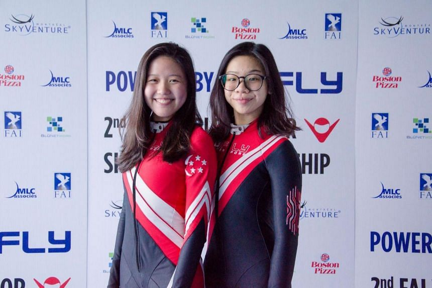 Choo Yi Xuan and Kyra Poh beat 18 teams to win the title.