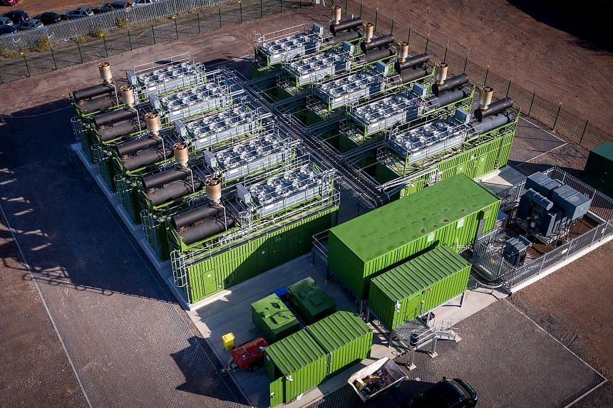 Sembcorp acquired UK Power Reserve in June. The company is Britain's largest flexible distributed energy generator and one of Europe's largest developers of battery storage.