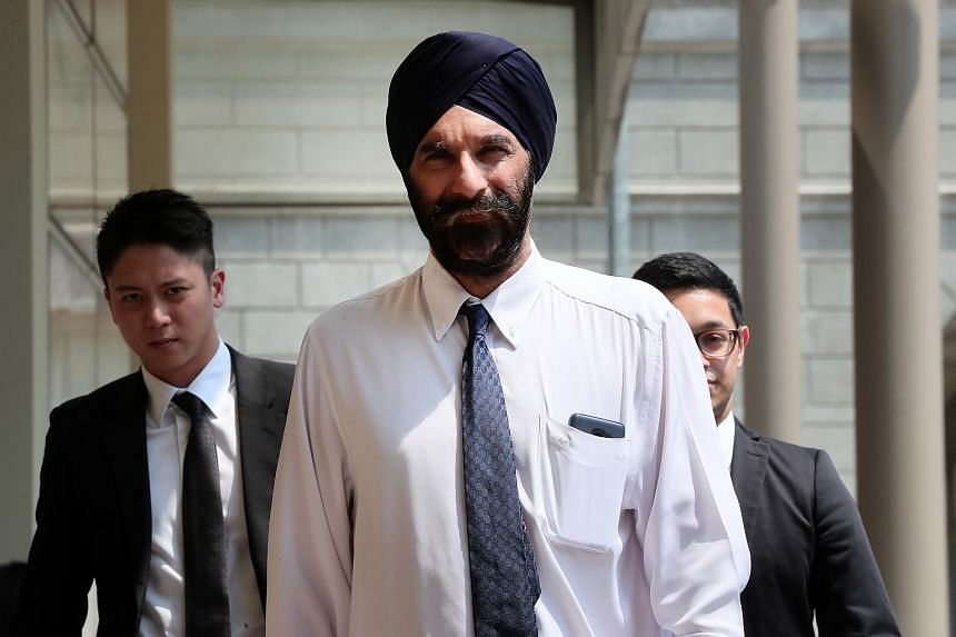 Senior Counsel Davinder Singh put it to Ms How Weng Fan that she contributed to AHTC's decision to award a tender to FMSS.