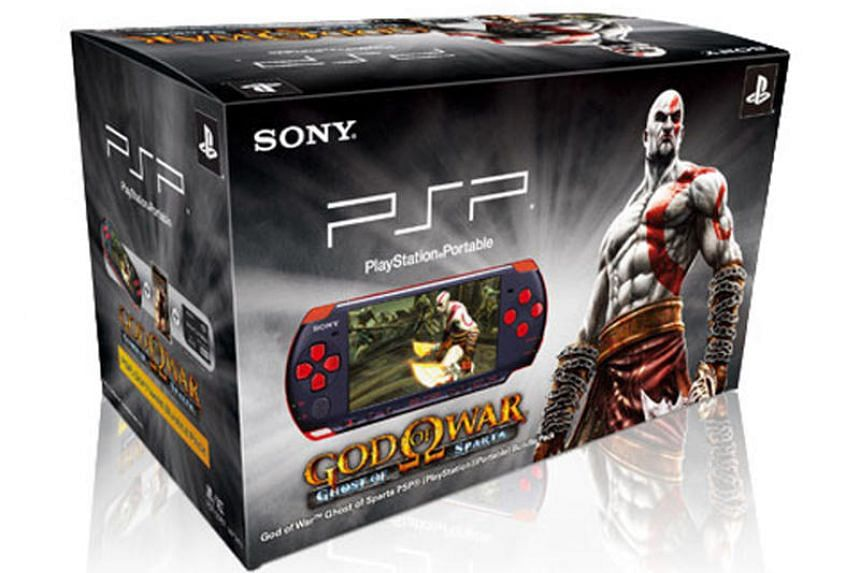 Video games drove Sony's results, including blockbuster software titles like God of War and Spider-Man.