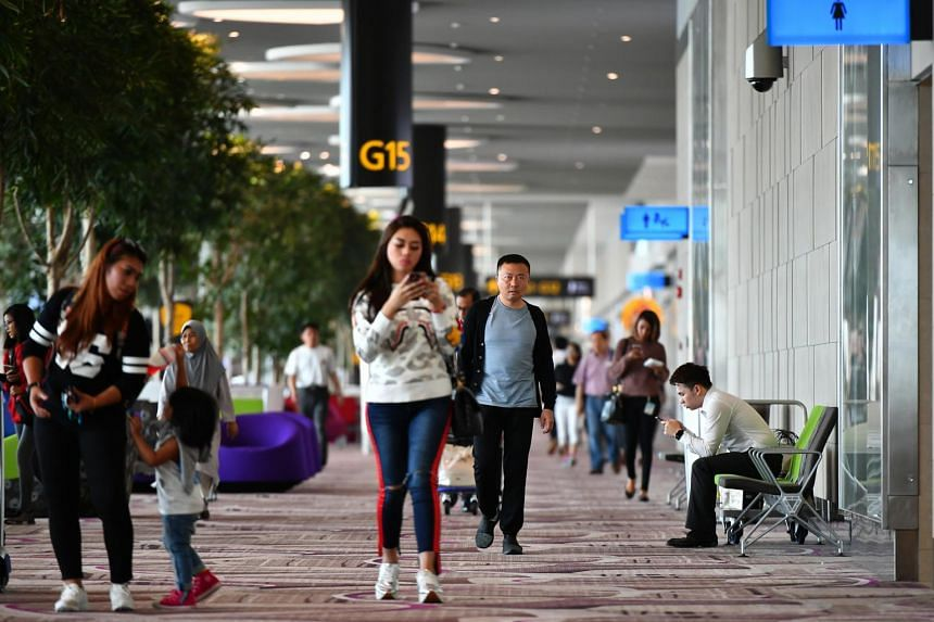Changi Airport's Terminal 4 is an opportunity to test new technology and systems. Travellers there do their own check-in, bag-tagging, immigration clearance and auto-boarding.