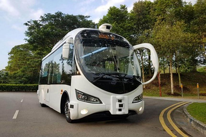 ST Engineering will begin developing and testing autonomous buses next year in Ashdod, under an agreement signed on Oct 30, 2018.