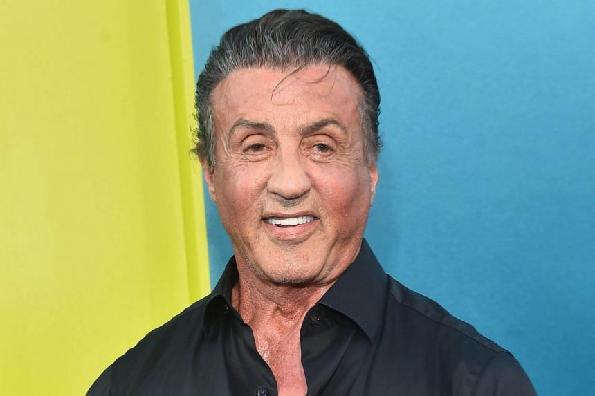 The document said the victim, whose name was blacked out, stated that she and Rocky actor Sylvester Stallone had a consensual relationship in 1987.