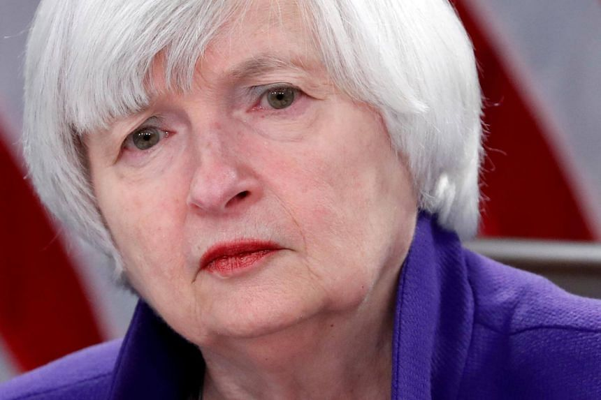 Former Federal Reserve Chair Janet Yellen was considered for a second term at the helm of the central bank before she was replaced in February with Jerome Powell.