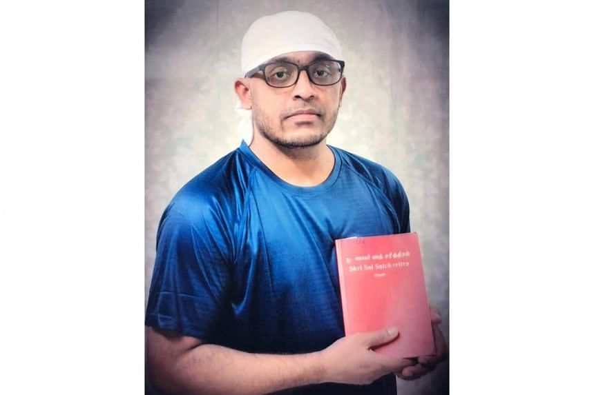 Prabu Pathmanathan read more than 1,000 books, including the Bhagavad Gita and books on Sai Baba, while in prison, according to his brother.