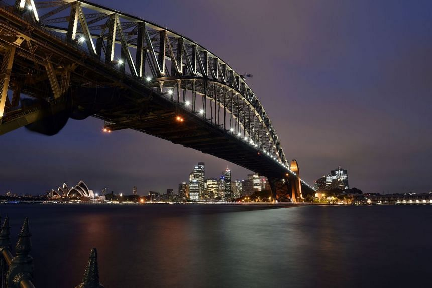 A view of the Sydney Harbour bridge. Australia is the sixth nation to formally ratify the CPTPP deal.