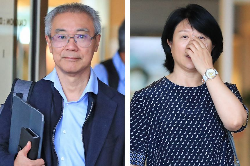 Dr Goh Seng Heng and his daughter (not pictured) are being sued for the return of $30.7 million by Madam Wang Xiaopu. Dr Goh has filed a counter-suit against Madam Wang.