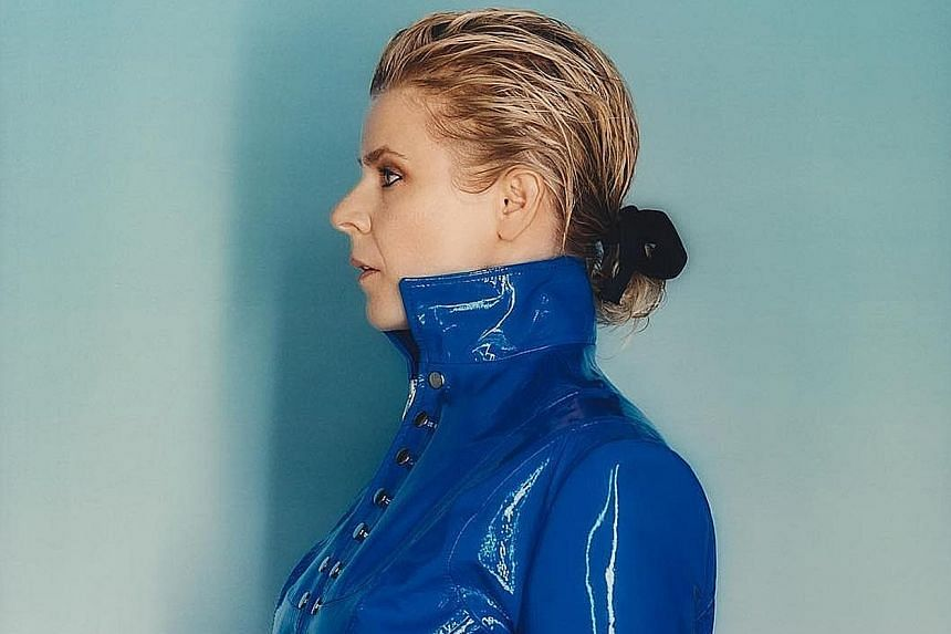 Honey by Swedish dance-pop icon Robyn has a delicate and nuanced palette of electronic sounds.