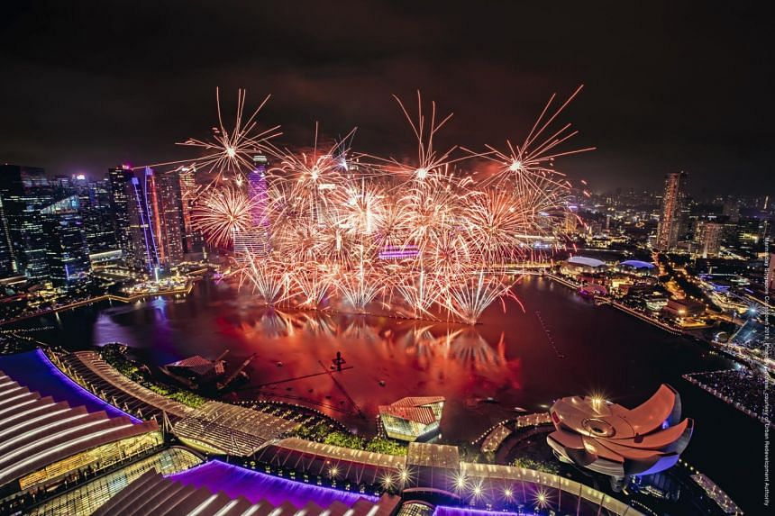 The Marina Bay Singapore Countdown 2019 on Dec 31 will feature the inaugural multi-sensory fireworks and light show by Avex Group, titled Star Island Singapore Countdown Edition.