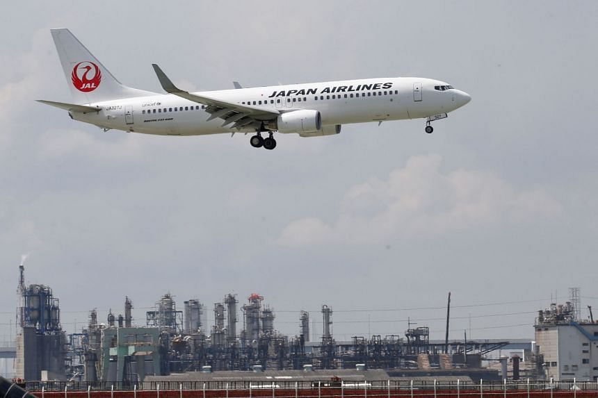 A co-pilot from Japan Airlines had cleared an in-house breath test, but a second breath test before take-off showed that he had consumed excessive alcohol.