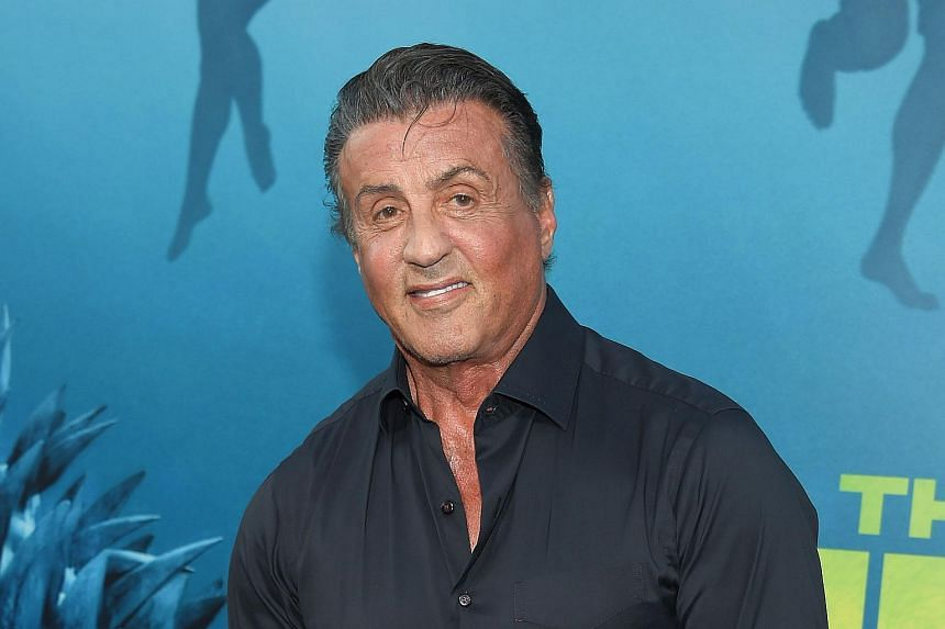 The victim alleged actor Sylvester Stallone had sexually assaulted her in 1987 and 1990 and provided witnesses.