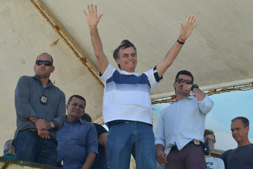 Brazil's new president-elect Jair Bolsonaro is expected to announce a full Cabinet this month, ahead of his Jan 1 inauguration.