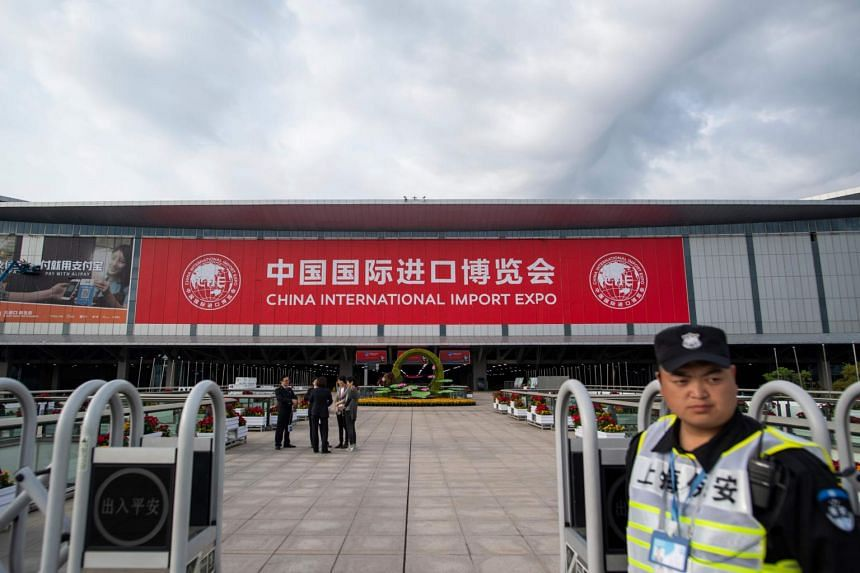 The China International Import Expo marks the first time that the world's second-largest economy is holding a major trade event solely focused on attracting imports.