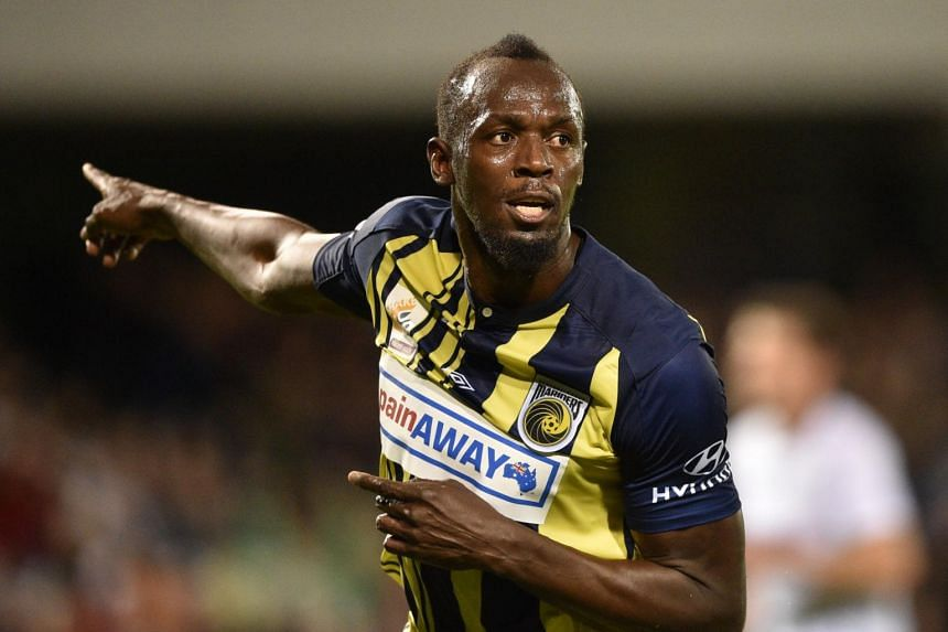 Sprint king Usain Bolt had been trying out with the A-League side since arriving in August, hoping to fulfill a childhood dream to become a soccer player.