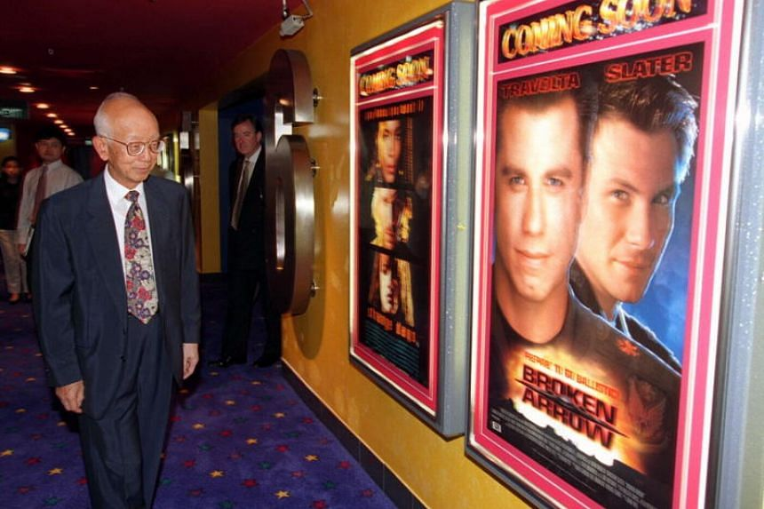 Raymond Chow, 'godfather' of Hong Kong film, producer behind Bruce Lee, dies