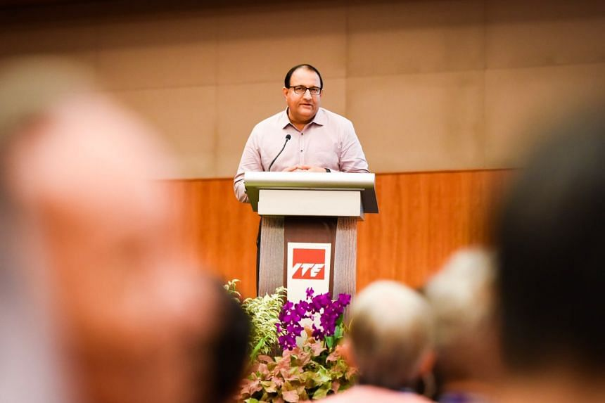 Communications and Information Minister S. Iswaran stressed the importance of education in fighting the scourge of online falsehoods, saying that an informed public is the first and most important line of defence against it.