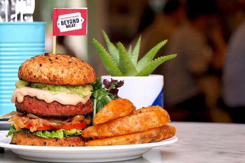 Can a 115g plant-based burger patty packed with 20g of protein possibly taste good? Is this the future of food? The Prive Group seems to think so. It uses Beyond Burger patties from Los Angeles-based Beyond Meat for The Californian.