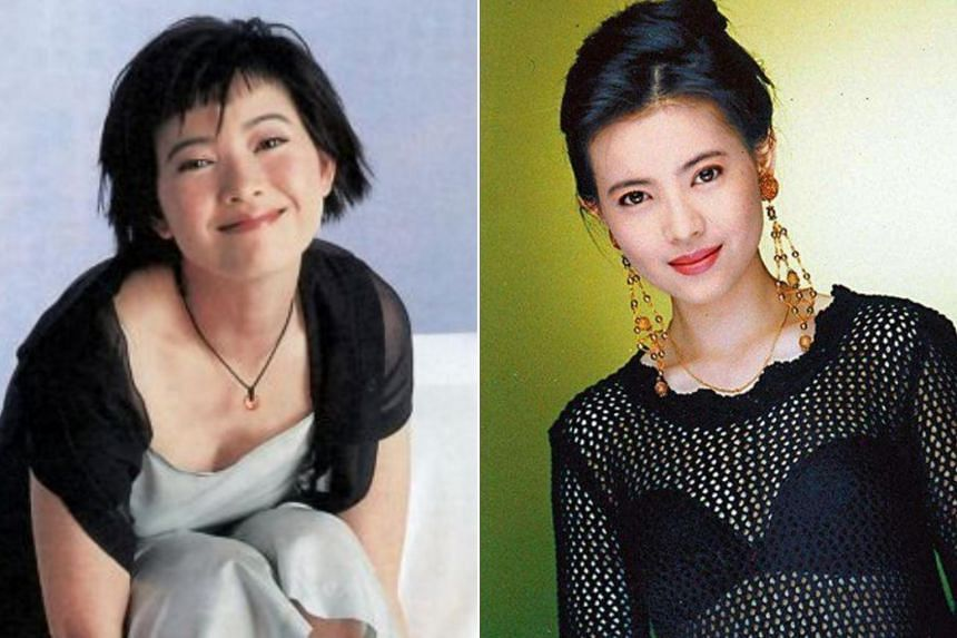 Yammie Lam was known as a great beauty in her heyday and began her career in Hong Kong television as a TVB talent, joining the TVB actor training programme in 1983.